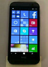 AT&T UNLOCKED HTC ONE M8 WINDOWS 32GB GREY WIFI TOUCH SMARTPHONE !NO BOX!