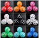"""12"""" INCH LARGE BALLOONS helium high Quality BALOONS Party Birthday Wedding"""