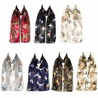Women Lady Animal Horse Print Neck Shawl Stole Wrap Scarf Ladies Scarves New