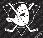 Anaheim Ducks car truck vinyl decal sticker NHL Hockey $4.99 USD on eBay