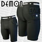 DEMON Mens Skinn Shorts - Base Layer Snowboard Protection - Assorted sizes