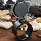 1PC Black Flip Up Lens Cover Cap Rifle Scope Telescopic Sight 14 Size Available