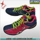 YONEX BADMINTON SHOES- SHB-01LTD- LEE CHONG WEI LIMITED EDITION- PINK / NAVY