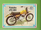 #D215. 1974  SCANLENS CHOPPERS & HOT BIKES CARD #63  YAMAHA JT2-MX