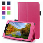 Luxury Leather Flip Kickstand Magnetic Tablet Case Cover For Lenovo TAB 2 A7-20F