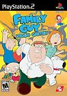 Family Guy THE VIDEO GAME FOR SONY PLAYSTATION 2 PS2! COMPLETE W-MANUAL! L@@K!