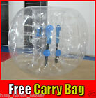 HEAVY DUTY 1.5M Bubble Soccer Bumper Ball 1.0mm PVC Inflatable 14kg Fitness
