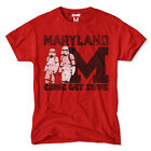 TAILGATE CLOTHING CO. MARYLAND STORM TROOPER STAR WARS T-SHIRT SM TO 3XL