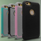For Apple iPhone 6s / iPhone 6 Case Tough Protective Hard & Soft Hybrid Cover