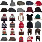 Mens Hats, Ladies Hats, Beanies, Trapper Hats, Christmas Hats, Mens Flat Caps