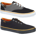 Harley Davidson Classic Sneakers Mens Lawthorn Canvas Lace Up Shoes Black $59.99 USD on eBay