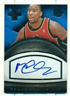 2013-14 Panini Innovation Mateen Cleaves Pistons Foundations Ink Auto 75/199