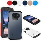 Hybrid Rubber Hard Soft Shockproof Case For Samsung Galaxy S6 Active G890