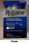 Men's Rogaine Extra Strength Hair Regrowth Treatment Solution Foam 5% Minoxidil