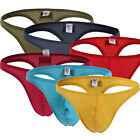 Cool New Sexy Men's Bulge Underwear Thong Briefs Pouch Underpants G String Tanga