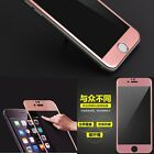 3D Full Cover Carbon Fiber Tempered Glass Screen Protector For iPhone 6 6s Plus