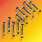 10 Pack Snow Blower Shear Pins With Nuts For Ariens ST524, ST624, ST724, ST824