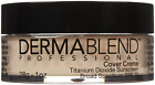 Dermablend Cover Up Creme Full Coverage Foundation 28g - CHOOSE COLOUR Cream Pot
