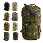 30L Military Tactical Rucksacks Camping Hiking Army Backpack Trekking Bag UK
