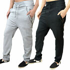 Mens Designer AD Joggers Fleece Regular Slim Fit Jogging Pants Trousers Bottoms