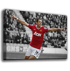 JAVIER HERNANDEZ CHICHARITO MAN U - GICLEE CANVAS ART