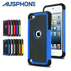 Heavy Duty Tough Hard Case Cover for Apple iPod Touch 5 6 Gen
