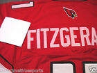 FLAWED LARRY FITZGERALD 11 Arizona Cardinals RED Home Jersey ALL SIZES AVAIL