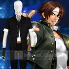 KOF The King of Fighters Kyo Kusanagi Cosplay Costume Full Set