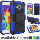 For Samsung Galaxy Core Prime Prevail LTE G360 Stand Hard Case Cover Holster