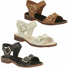 Clarks Ladies Leather Sandals Cabaret Glitz