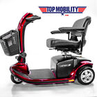 Pride VICTORY 9 USED 3-wheel Electric Mobility Scooter SC609 + FREE ACCESSORIES