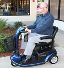 Pride VICTORY 9 Compact 3-wheel Electric Mobility Scooter SC609 FREE ACCESSORIES