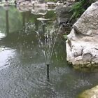 Fountain Sunspray SE 360 ® for containers and small ponds