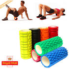 Yoga Foam Roller Exercise Trigger Point GYM Pilates Texture Physio Massage UK BM