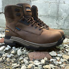 Ariat Mens Mastergrip 6 Waterproof Lace Up Work Boots Composite Toe 10017422