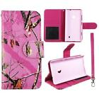 For Nokia Lumia N520 N521 Case Wallet Card ID Pouch Flip Stand Cover