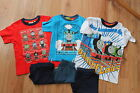 Shorty Pyjamaset Pyjama Thomas & seine Freunde  oder Disney Car Shorty