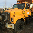 International Harvester: Dump Dump International Single Axle Dump