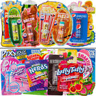 "10pc ""Classic Candy"" Or ""Food And Beverage"" Flavored Lip Balm Tube Bulk Pack Set"