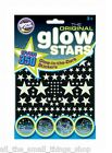 Quality Glow in the Dark Stickers and Shapes - Glitter, Stars, Fairy, Dinosaurs