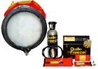 QWIK FREEZER - PORTABLE PIPE REPAIR FREEZING KIT FOR PLUMBING / WELDING