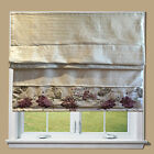 Bella Lined Roman Blinds With Fittings **Great Quality**Fast Delivery**