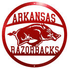 ARKANSAS RAZORBACKS Steel Scenic Art Wall Design