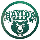 BAYLOR BEARS Steel Scenic Art Wall Design