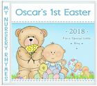 1st Easter Baby Girl / Boy First Nursery Rhymes Gift ♡ Personalised Gifts 4 Kids