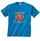 Everyday I Touch a Life and Everyday My Life Is Touched Im a Nurse T-Shirt