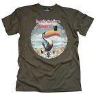 "Guinness Mens Khaki ""Lovely Day For A Guinness"" Toucan T-Shirt  Sizes (S-XXL)"