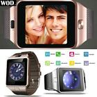 2016 WOD DZ09 Bluetooth Smart Watch Phone Mate GSM SIM For Android Samsung LG