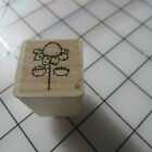 Close to My Heart   D.O.T.S. Woods Mounted Rubber Stamp - All Discontinued