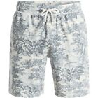 Quiksilver Essential Sunset Tunnel Mens Shorts Walk - Snow White All Sizes